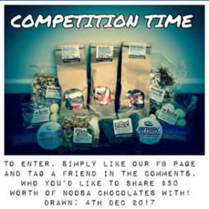 Brisk Transport Removalist – Win $50 Worth of Noosa Chocolate Factory Chocolates to Share With a Friend