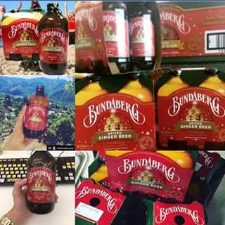 Bundaberg Ginger Beer – Win 12 X Bottles of Spiced Ginger Beer a $50 Aud Visa Gift Card