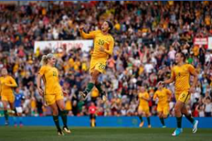 Caltex Australia – Win Tickets to See The Westfield Matildas Take on China