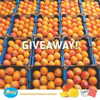Calypso Mangoes – Win a Free Mango Cutter