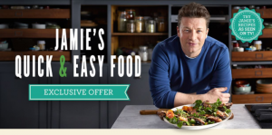 Channel Ten – Jamie Oliver Competition