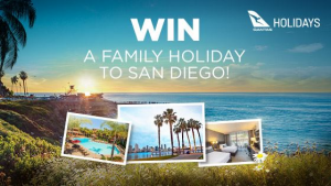 Channel Ten – The Living Room – WIN A Family Holiday to San Diego, CA