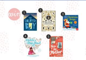 Child Magazine comment to – Win Our Fabulous November Book Pack