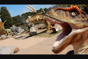 Child Magazine- Win a Pass to The National Dinosaur Museum 10 Am (prize valued at $45)