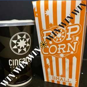 Cineplex Redbank Plaza – Win Any Size Popcorn and Any Two Drinks
