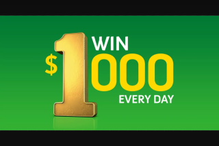 1Cover – Win $1000 Before Christmas (prize valued at $31,000)