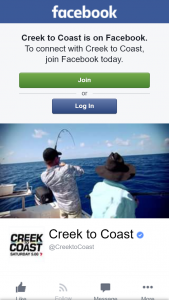 Creek to Coast – Win a Deeper Sonar Prize Pack (prize valued at $650)