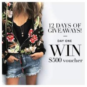 Decjuba – Win a $500 Voucher
