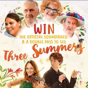 Dendy cinemas – Win an Awesome Three Summers Soundtrack and a Double Pass to See The Film That Includes Music By Gotye