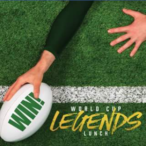 Ekka – Win Tickets for You & a Friend to The Arthur Beetson Foundation World Cup Legends Lunch