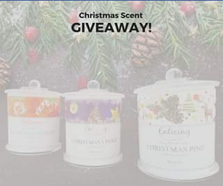 Enticing Candles – Win One of Three Ring Candles