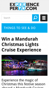 Experience Perth – Win a Double Pass Or a Family Pass