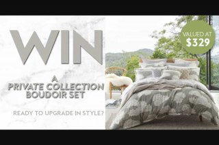 Fashion Weekly – Win an Amazing Giveaway Pack Valued at $329 (prize valued at $329)