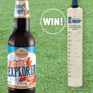 First Choice Liquor – Win One of Three Cricket Bats