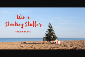 Gingerbread house kits – Win a Stocking Stuffer Bundle (prize valued at $40)