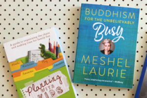 Giveaway – Books to help you beat busy and take your turn – Competition