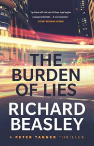 Good Reading – Win One of Three Copies of The Burden of Lies