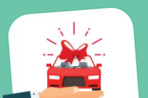 """GotU Roadside Assistance – Win an Audi A1 (""""main Prize"""")."""