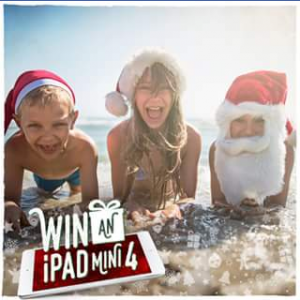 Gregs Chemist – Win an Ipad Mini 4 (prize valued at $579)