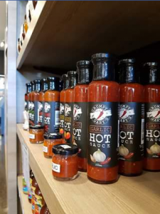 Grumpy Gary's – Win this Amazing Grumpy Gary's Hot Sauces Gift Card