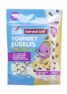 Harvest Box – Win a Box of Bubbles