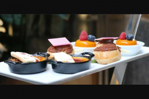 High Tea Society – Win Afternoon Tea at The Westin