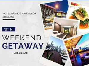 Hotel Grand Chancellor Brisbane – Win Overnight Stay for Two