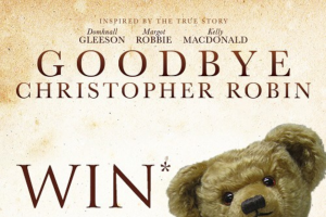 Hoyts – Win 1 of 3 Christopher Robin Teddy Bears