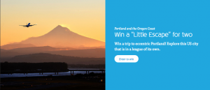 iFly KLM Magazine – Win a trip for 2 to eccentric Portland and the Oregon Coast