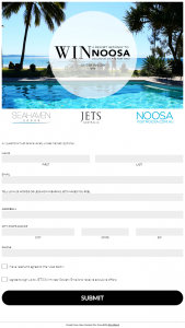 Jets Swimwear – Win a Luxe Resort Getaway With Jets & @seahavennoosa Valued at Over $4900 for You & a Friend (prize valued at $4,900)