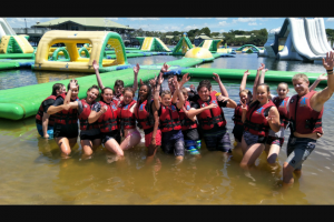 Kids in the City-Kids on the Coast – Win 1 of 5 Family Passes to Aqua Fun Park Twin Waters