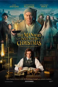 Matt's Movie reviews – Win a Double Pass to See Sure to Be Christmas Classic The Man Who Invented Christmas