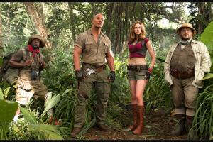 Mix 102.3 – Win Family Passes to an Exclusive Preview Screening of Jumanji (prize valued at $3,600)