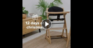Mocka Australia – Win an Original Highchair With Our 12 Days of Christmas