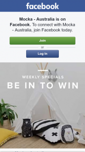 Mocka Australia – Win Your Very Own Piccolo Kids Teepee
