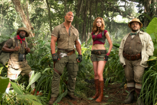 Mouths of Mums – Win Jumanji Welcome to The Jungle Family Movie Tickets (prize valued at $80)