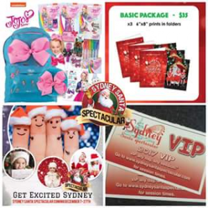 Mum to Five – Win a Sydney Santa Spectacular Mega Prize Pack