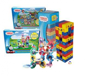 Mum to Five – Win an Awesome Thomas & Friends Prize From U Games Australia