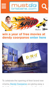 Must Do Brisbane – Win a Grand 2-night Getaway Valued at Up to $1235