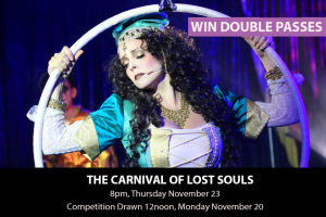 MyCityLife – Win a Double Pass to The Carnival of Lost Souls