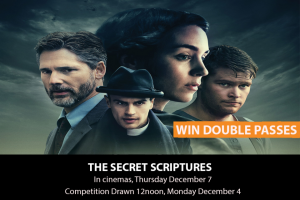 MyCityLife – Win a Double Pass to The Secret Scripture