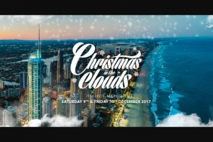 myGC – Win Tickets to Christmas In The Clouds at Skypoint