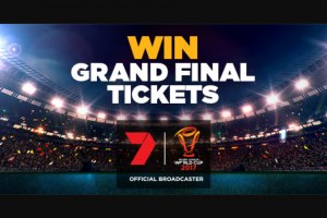 7 News Brisbane – Win Tickets to Grand Final Rugby International