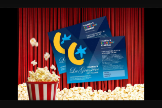 Nova 93.7 – Win a Voucher for a Night Under The Stars at Telethon Community Cinemas 'la Grassiere'. (prize valued at $99)