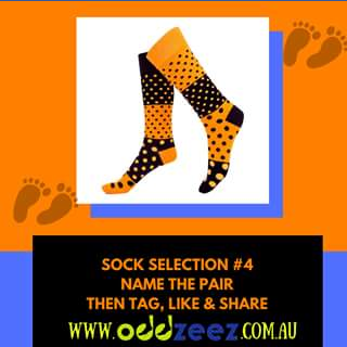 Oddzeez – Win a Pair of Socks