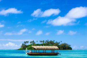 Out & About with Kids – Win a Holiday In The Cook Islands (prize valued at $5,150)