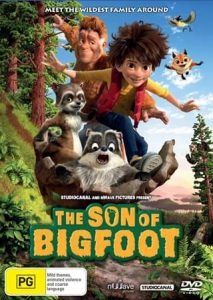 Out & About With Kids – Win One of 10 Son of Bigfoot DVDs (RRP $29.95) Due for Release on Nov 15.