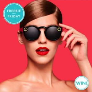 Pacific Fair Shopping Centre – Win 1 of 2 Exclusive Pairs of Spectacles By Snapcat