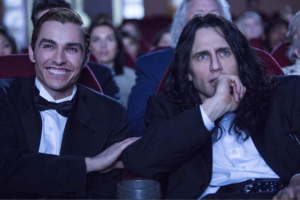 PedestrianTV – Win We've Got Ticket for The Disaster Artist Ft a Double Whammy of Francos