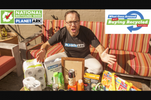 Planet Ark – Take a quiz & – Win One of Ten Plastic Free Starter Kits Worth $84 Thanks to Biome Eco Stores (prize valued at $84)